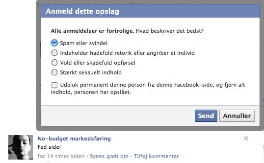 dating side på facebook Tønder