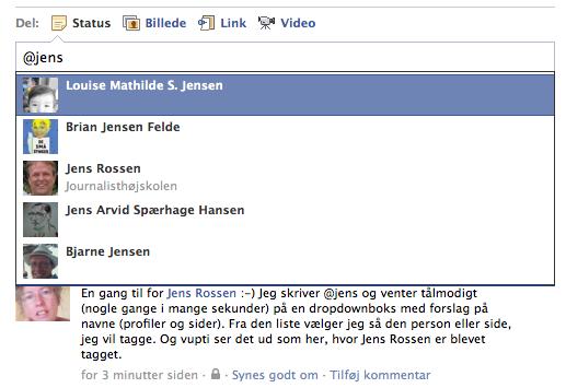 dating sider på facebook Glostrup