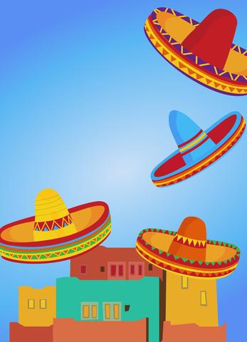 Du skal ikke regne med et stort salg, hvis du tilbyder mexikanske sombreros i Danmark