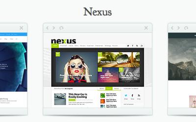 Design til WordPress vælg det rigtige theme