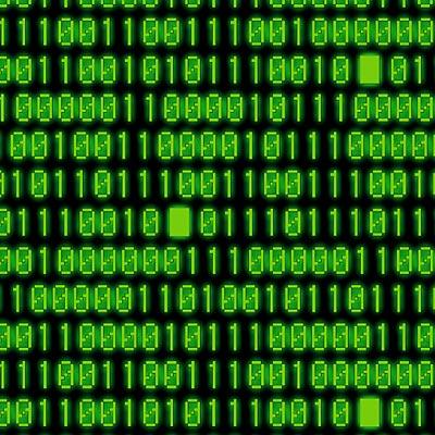 Det binære talsystem