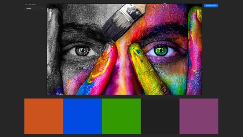 Farvepalet til din hjemmeside – smarte værktøjer