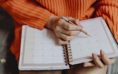 Skriv ebog. Hav en strategi. Fastlæg dit mål. Læg en plan.