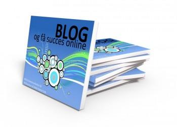 Gratis e-Bog: Blog og så succes online