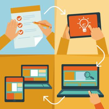 Businessplan, strategi, unikt webdesign - det er tidkrævende og dyrt