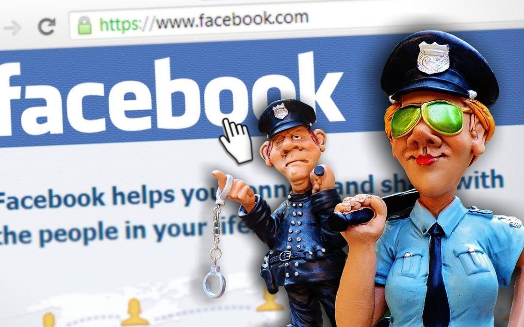 Markedsføring i Facebook grupper er ofte spam