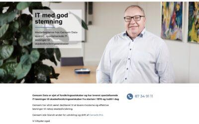 Gensam – IT-virksomhed med glade medarbejdere