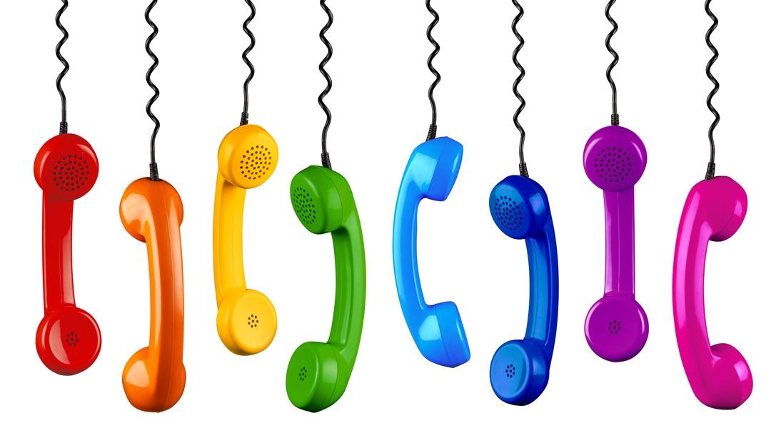 Er du textrovert – eller elektrisk, når kunder ringer til din smartphone?