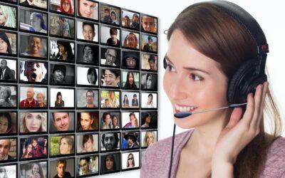 Skru ned for støj til møder online
