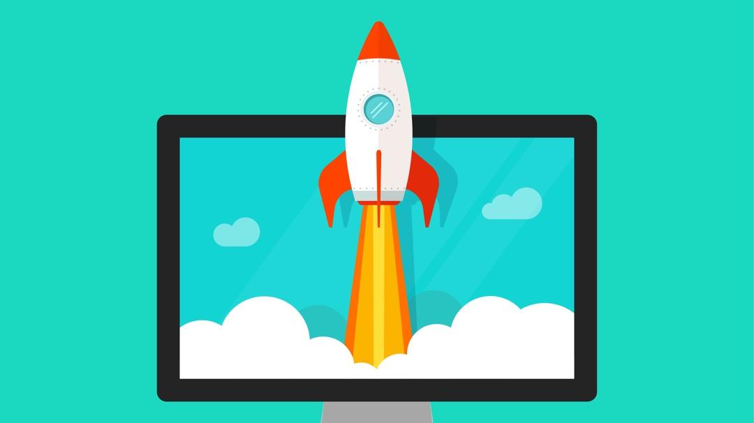 Rapid website building – derfor skal du bygge website lynhurtigt