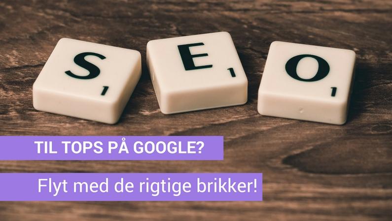 Google vil have SEO-tekster i superkvalitet – men hvad ER kvalitetstekst?