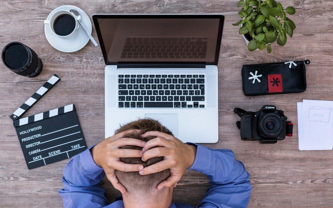 Tip til dig, der ikke får skrevet (nok) blogindlæg