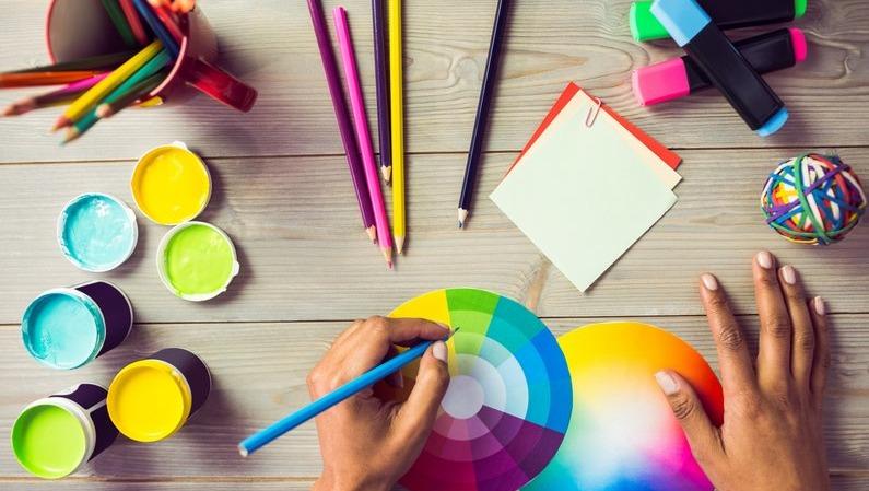 Simpel opskrift på at designe din egen hjemmeside